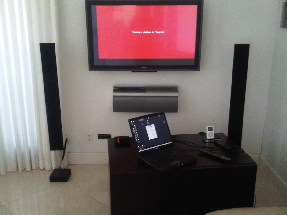 Premium Audio Visual installation by dmg Martinez Group in Miami