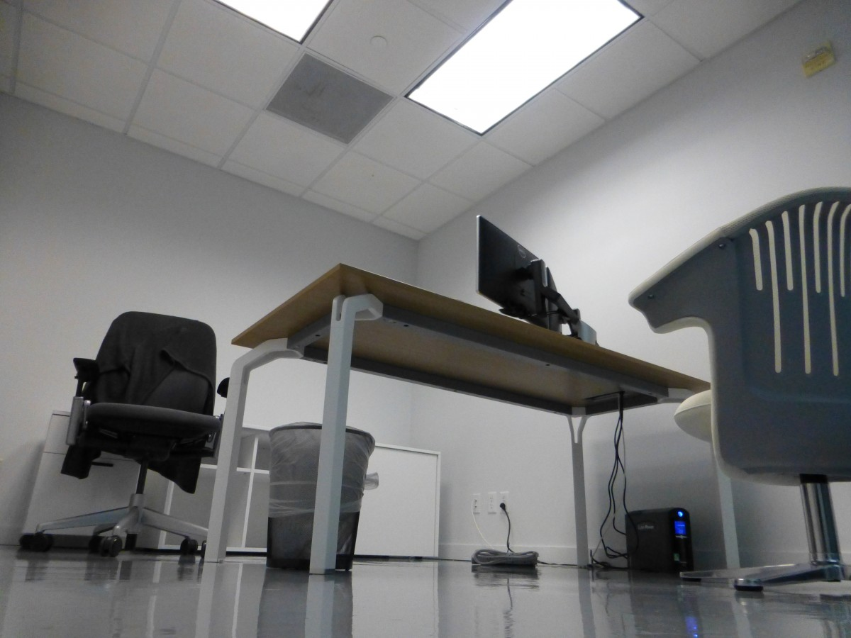 Offices audio visual equipment installation by dmg Martinez Group in Miami