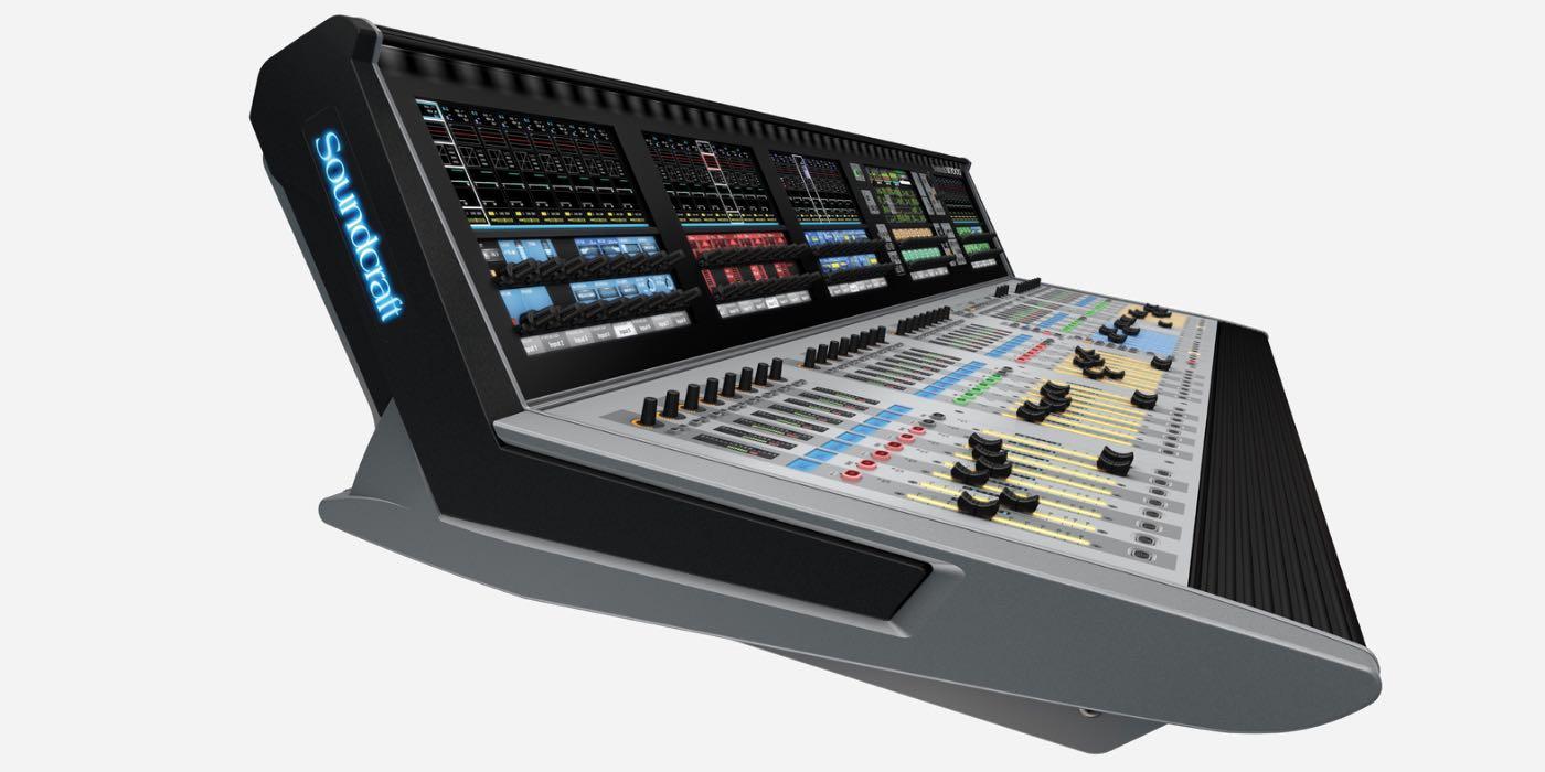 Sales & custom installation of recording studio Mixing Consoles.