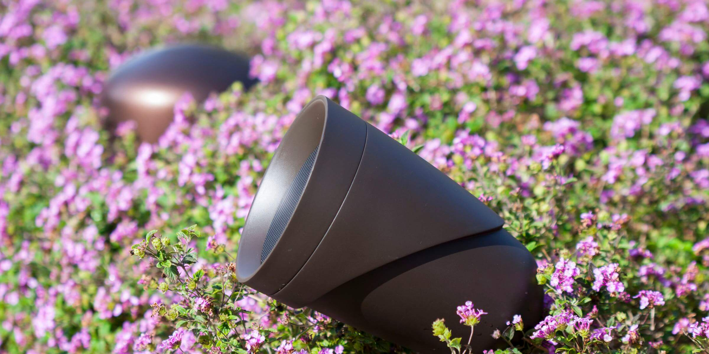 Residential Landscape Speaker System Miami