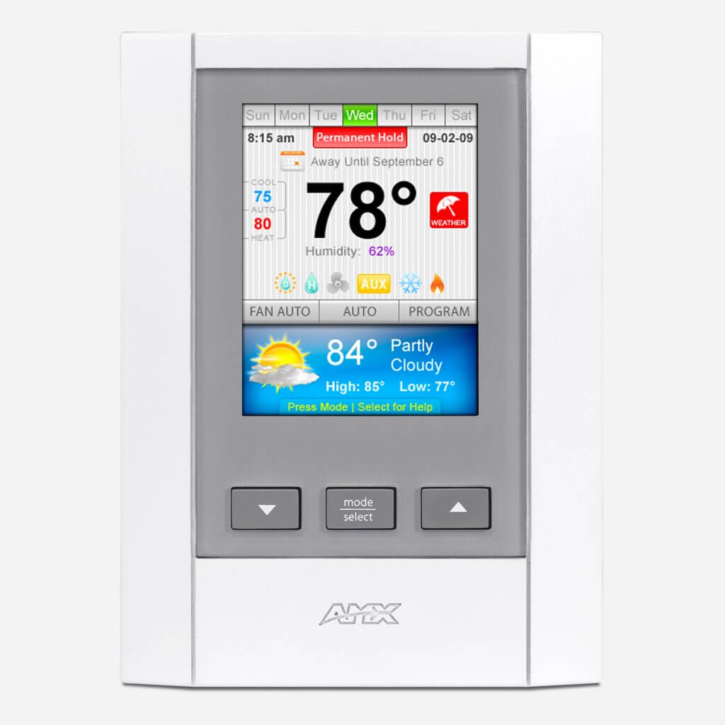 Sales, custom installation & programing of Commercial Centralized Climate Control Systems (HVAC).