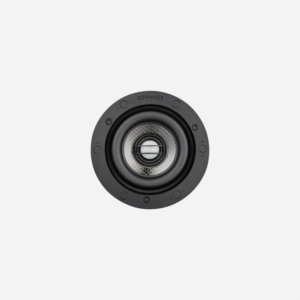 Sonance VP38R Visual Performance Discreet Opening System Satellite Speaker SKU# 93117, in the Miami / Fort Lauderdale area. Available at dmg Martinez Group.