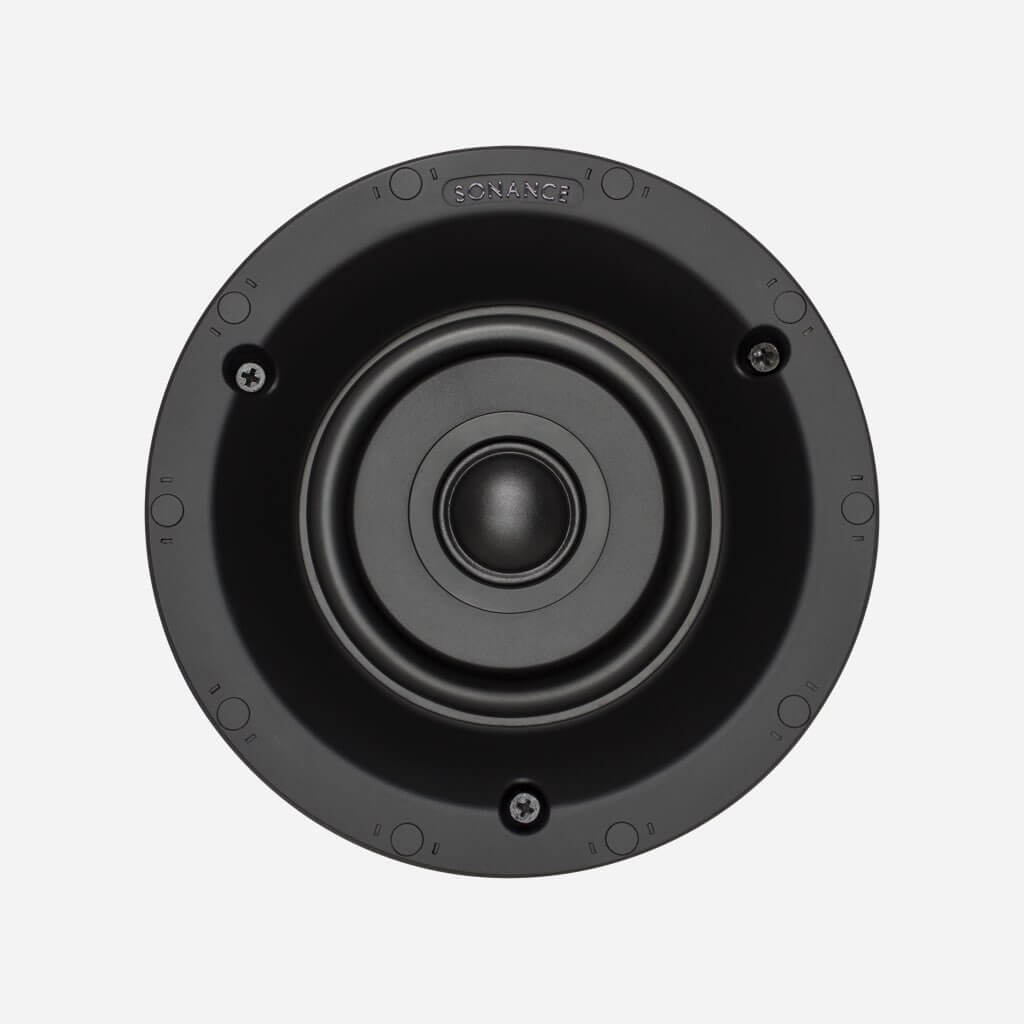 Sonance VP42R Visual Performance Small Round Speaker, in the Miami / Fort Lauderdale area. Available at dmg Martinez Group.