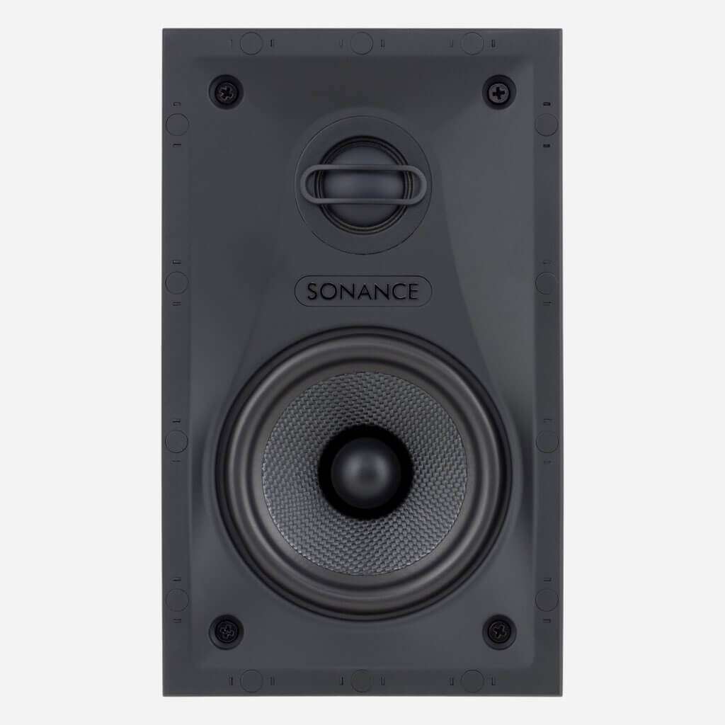 Sonance VP46 Visual Performance Small Rectangle Speaker SKU# 93010, in the Miami / Fort Lauderdale area. Available at dmg Martinez Group.
