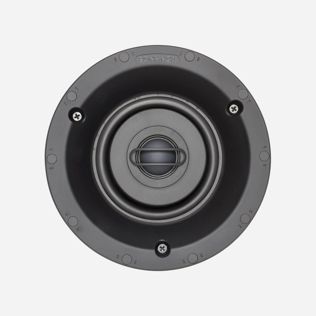 Sonance VP46R Visual Performance Small Round Speaker, in the Miami / Fort Lauderdale area. Available at dmg Martinez Group.