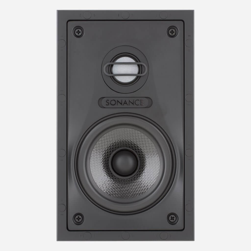 Sonance VP48 Visual Performance Small Rectangle Speaker SKU# 93011, in the Miami / Fort Lauderdale area. Available at dmg Martinez Group.
