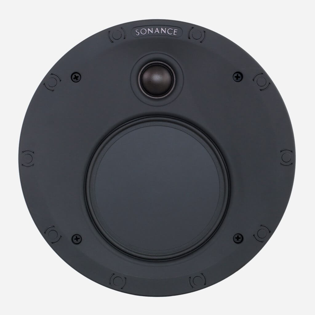 Sonance VP52R UTL Visual Performance Ultra Thin-Line Speaker SKU# 93368, in the Miami / Fort Lauderdale area. Available at dmg Martinez Group.