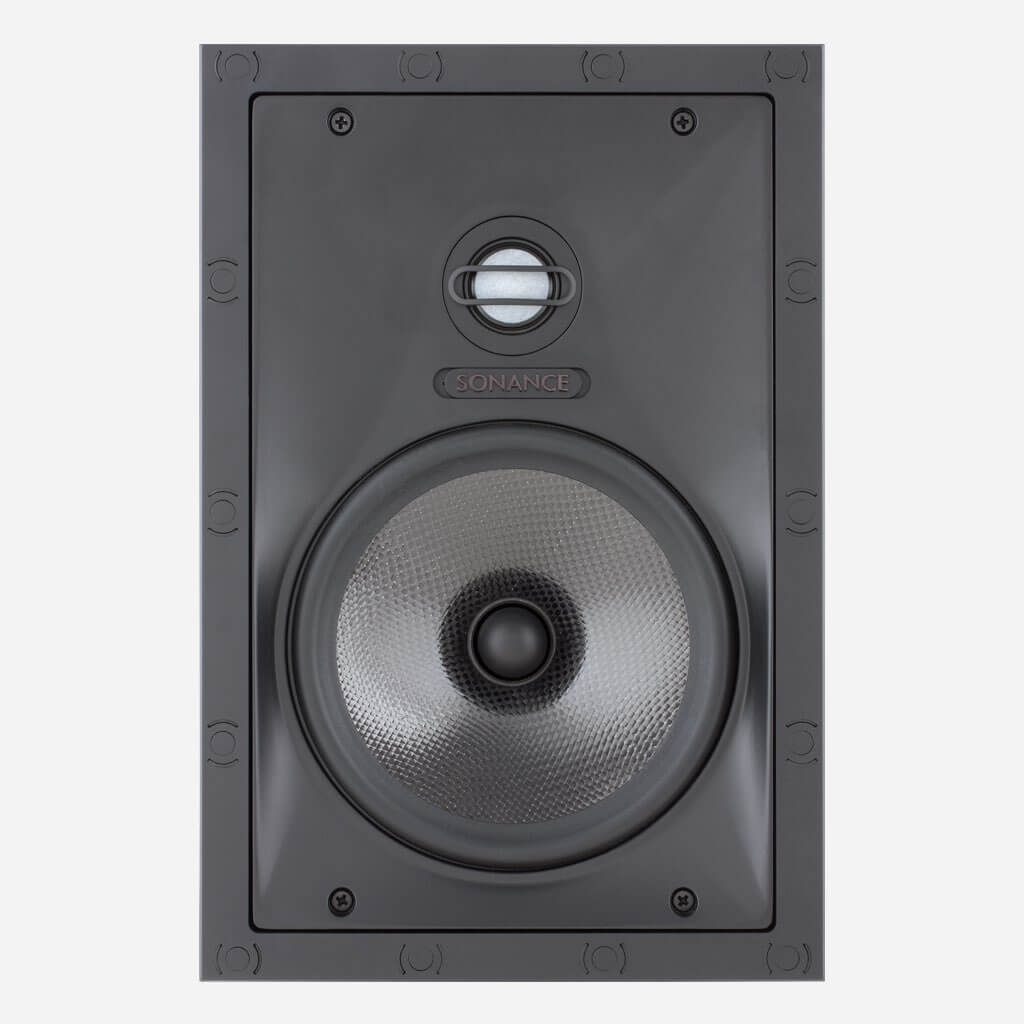 Sonance VP68 Visual Performance Medium Rectangle Speaker, in the Miami / Fort Lauderdale area. Available at dmg Martinez Group.