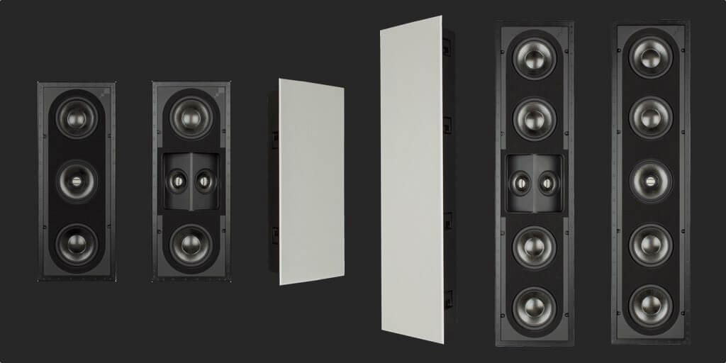 Sales and installation of Sonance In-Wall Reference Series Speakers, in the Miami / Fort Lauderdale area. Available at dmg Martinez Group.