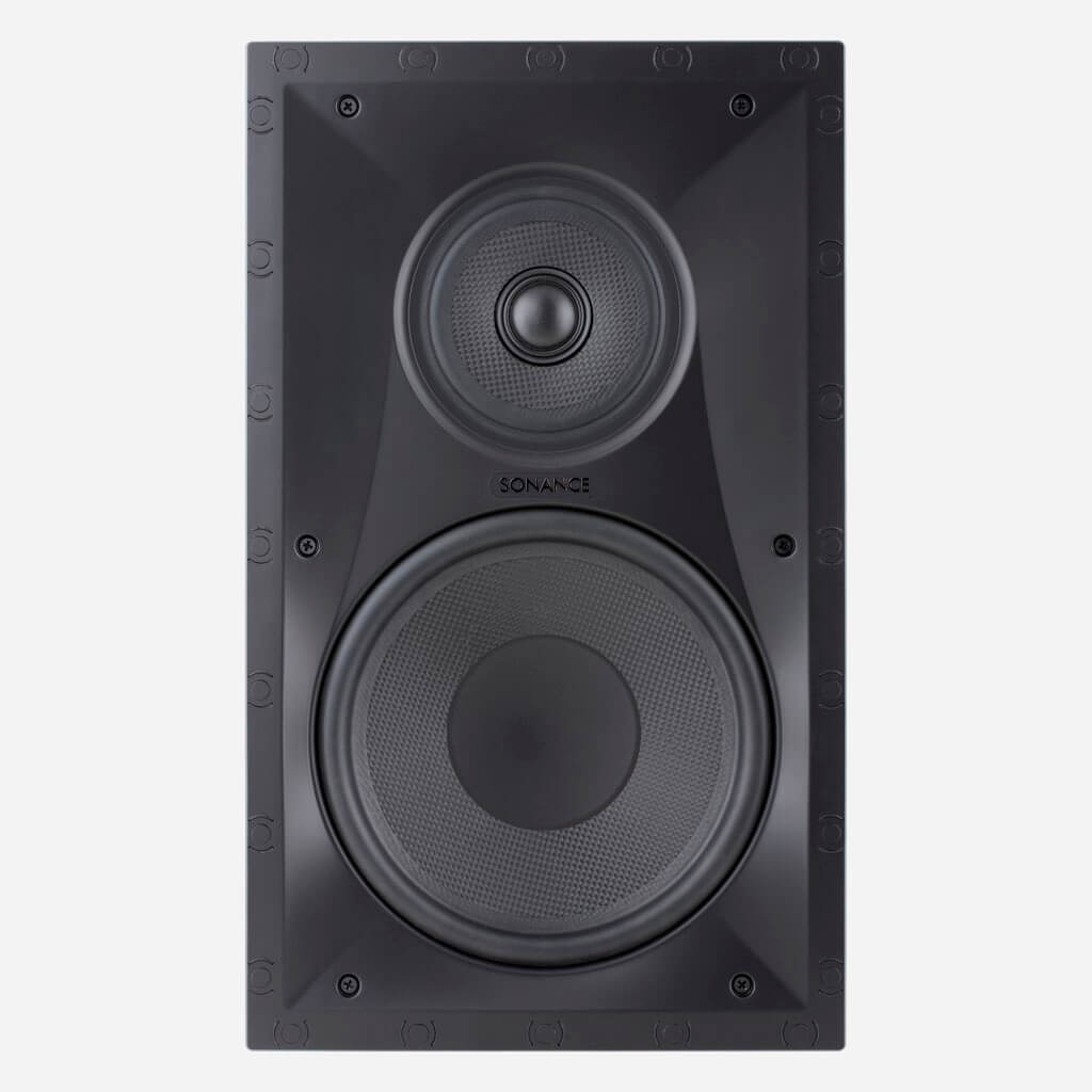 Sonance VP82 Visual Performance Large Rectangle Speaker SKU# 93006, in the Miami / Fort Lauderdale area. Available at dmg Martinez Group.