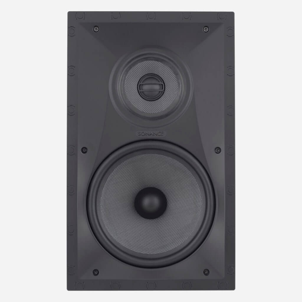 Sonance VP86 Visual Performance Large Rectangle Speaker SKU# 93007, in the Miami / Fort Lauderdale area. Available at dmg Martinez Group.