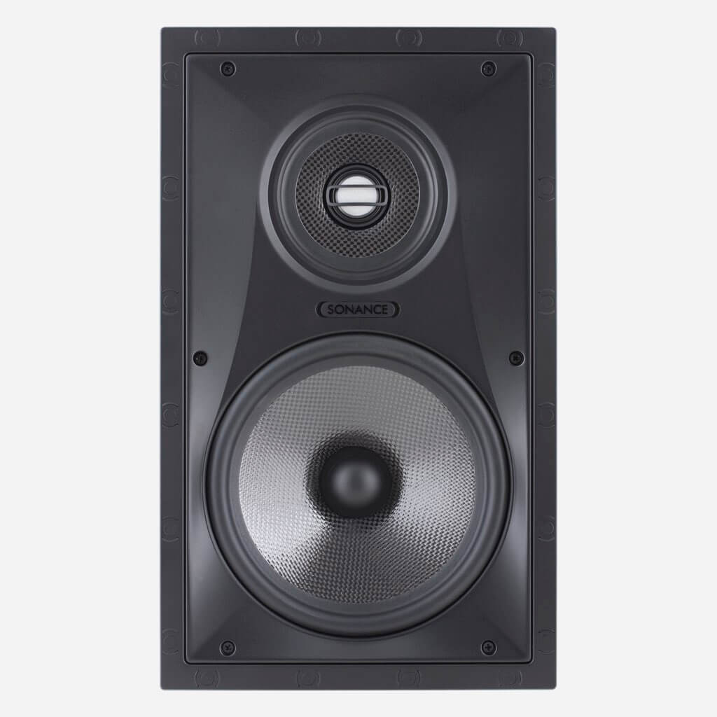 Sonance VP88 Visual Performance Large Rectangle Speaker SKU# 93008, in the Miami / Fort Lauderdale area. Available at dmg Martinez Group.