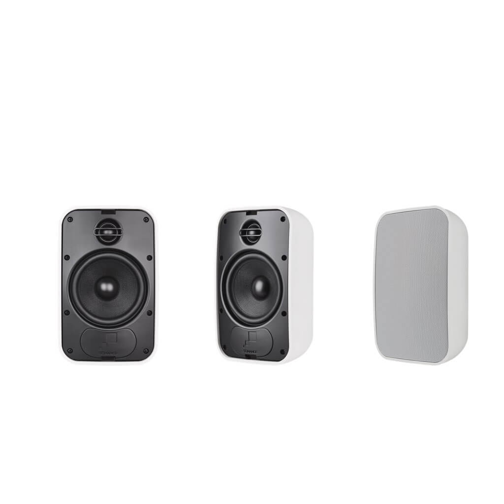 Sonance Mariner 54 in White SKU# 93148 Small Outdoor Speaker, in the Miami / Fort Lauderdale area. Available at dmg Martinez Group.
