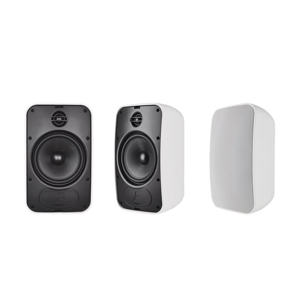 Sonance Mariner 64 in White SKU# 93152 Medium Outdoor Speaker, in the Miami / Fort Lauderdale area. Available at dmg Martinez Group.