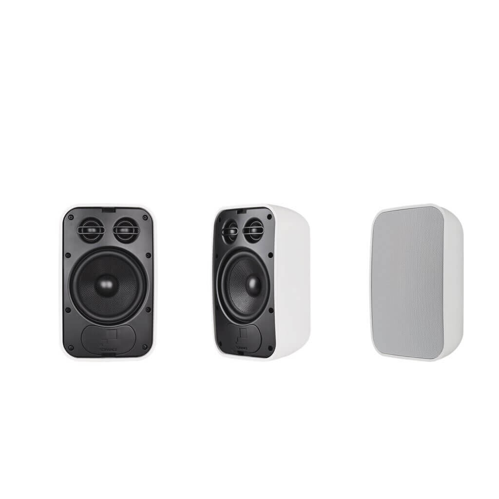 Sonance Mariner 54 SST in White SKU# 93158 Small Outdoor Stereo Speaker, in the Miami / Fort Lauderdale area. Available at dmg Martinez Group.