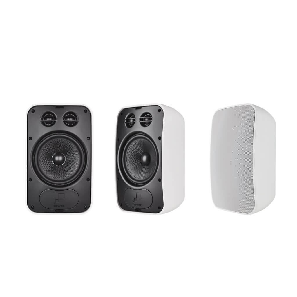 Sonance Mariner 64 SST  in White SKU# 93160 Medium Outdoor Stereo Speaker, in the Miami / Fort Lauderdale area. Available at dmg Martinez Group.