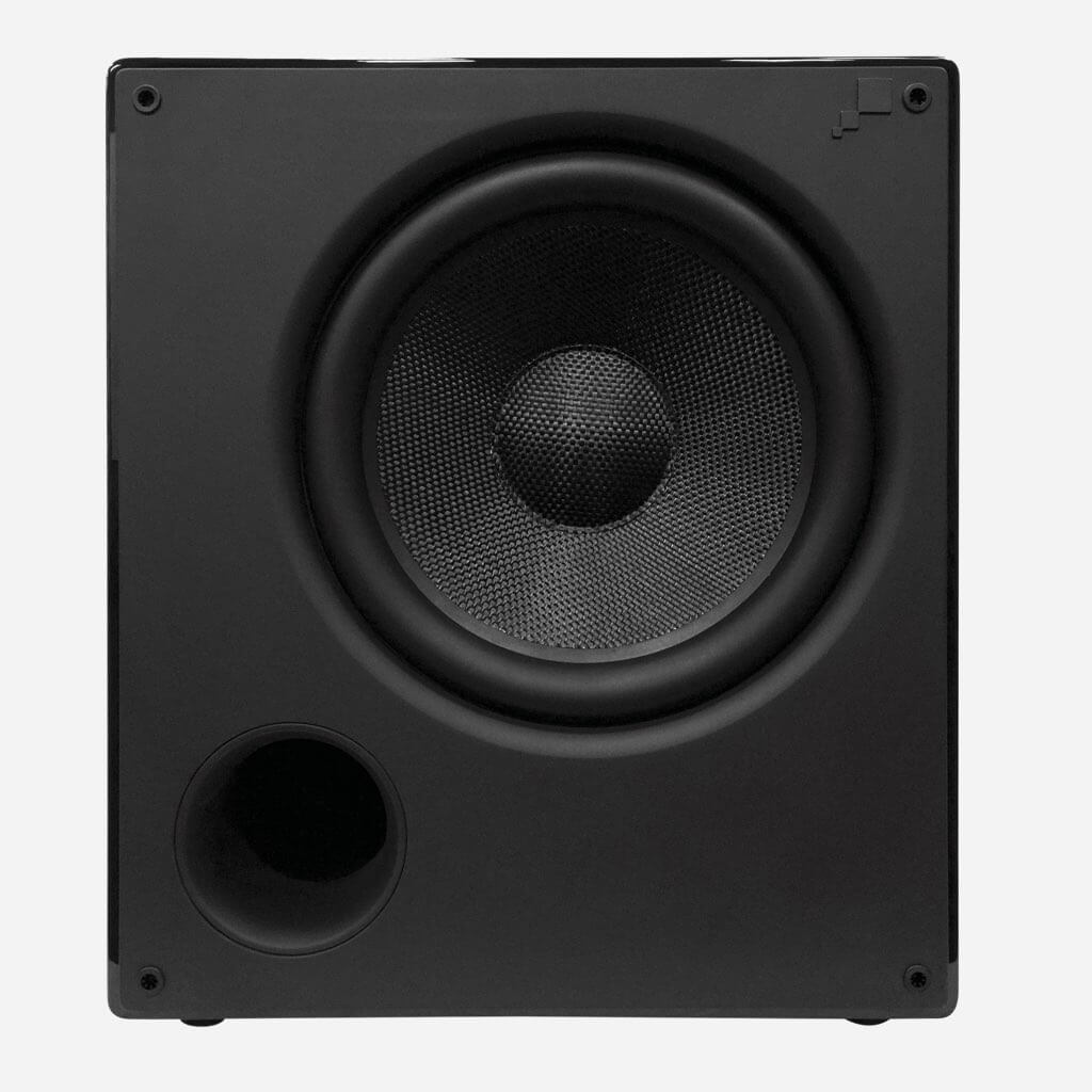 """Sonance i12 Impact Subwoofer SKU# 93358 12"""" Cabinet Subwoofer, in the Miami / Fort Lauderdale area. Available at dmg Martinez Group."""