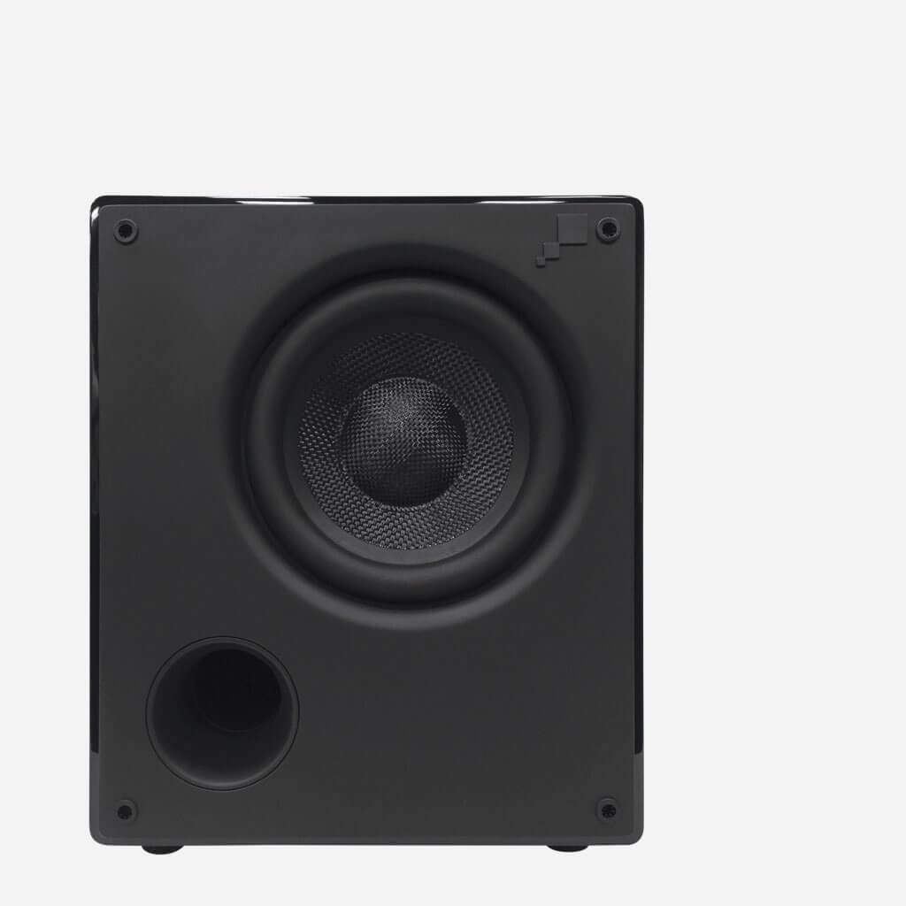 """Sonance i8 Impact Subwoofer SKU# 93356 8"""" Cabinet Subwoofer, in the Miami / Fort Lauderdale area. Available at dmg Martinez Group."""